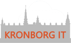 Kronborg IT logo